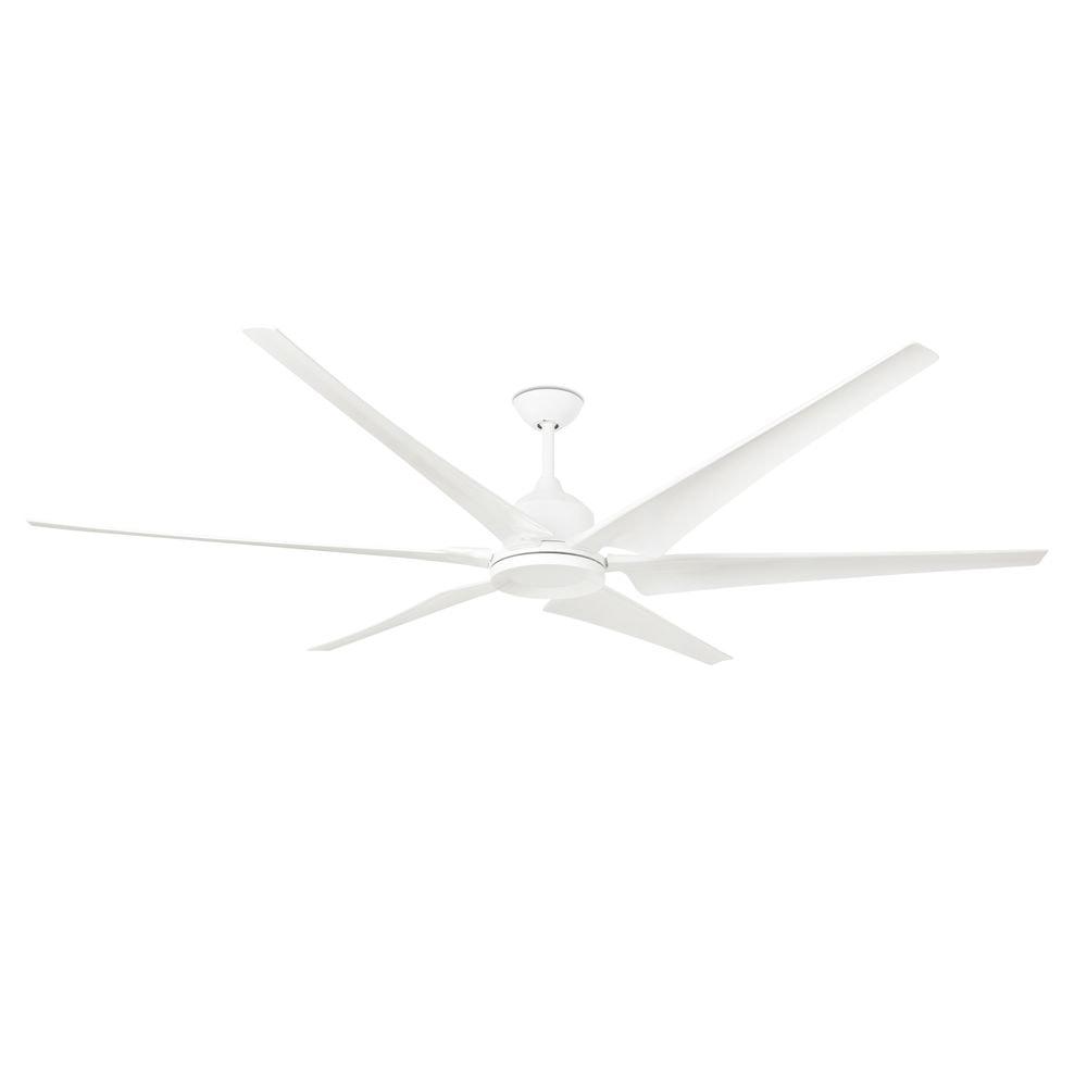 Deckenventilator CIES Ø 210cm 6 Flügel IP20 Weiß