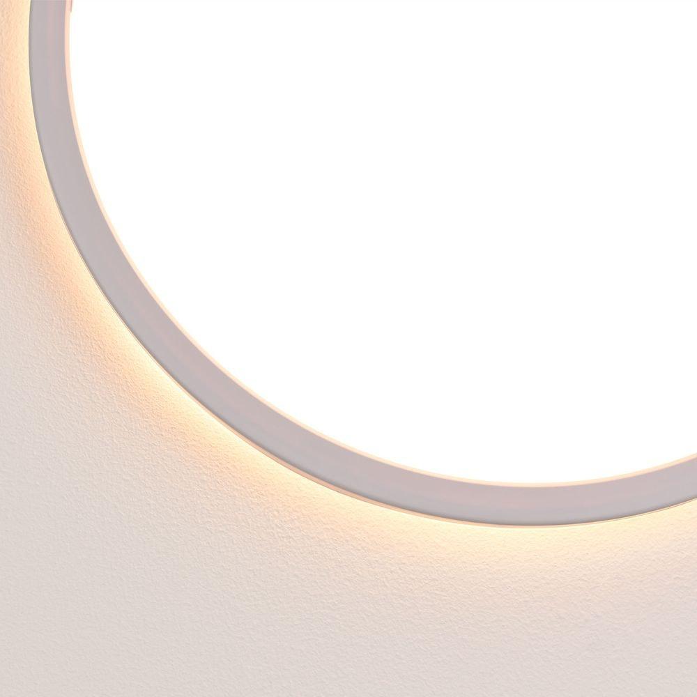 s.LUCE Disk 35cm LED Deckenleuchte warmweiß dimmbar 12