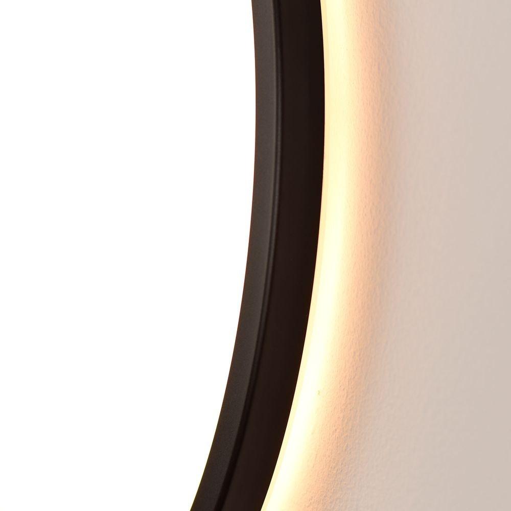 s.LUCE Disk 35cm LED Deckenleuchte warmweiß dimmbar 10