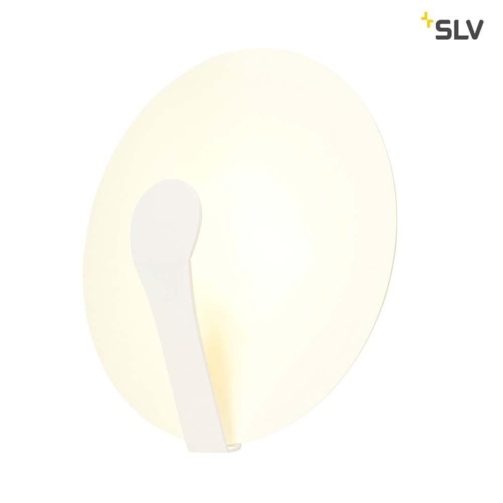 SLV Air Indi 22 LED Wand- & Deckenleuchte Weiß 2000K-3000K Dim To Warm