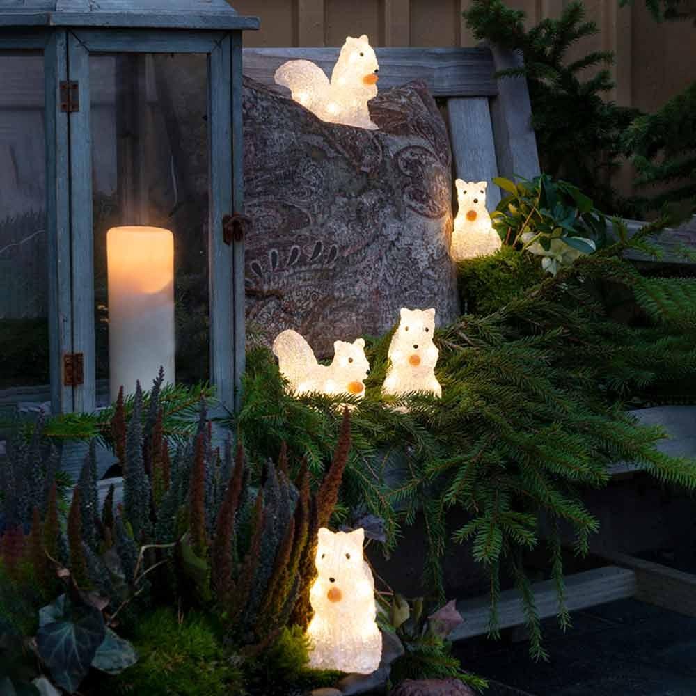 Tierische LED Lichterkette für Außen in verschiedenen Ausführungen 11