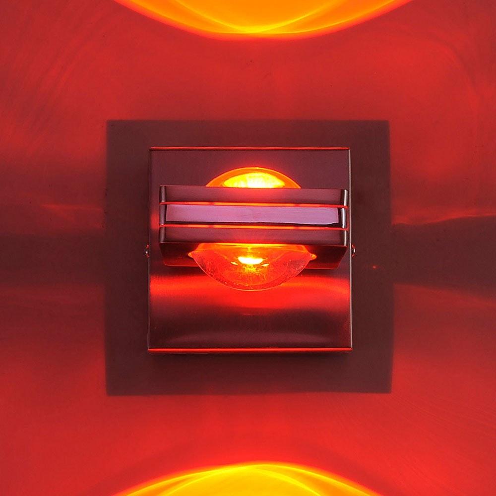 LED Wandlampe Q-Fisheye RGBW mit Smart-Steuerung thumbnail 6