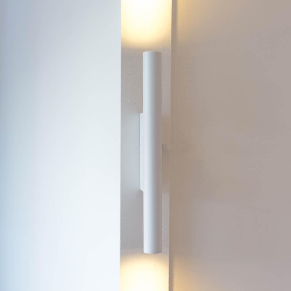 s.LUCE pro LED Wandlampe Crutch Up&Down Weiß thumbnail 5