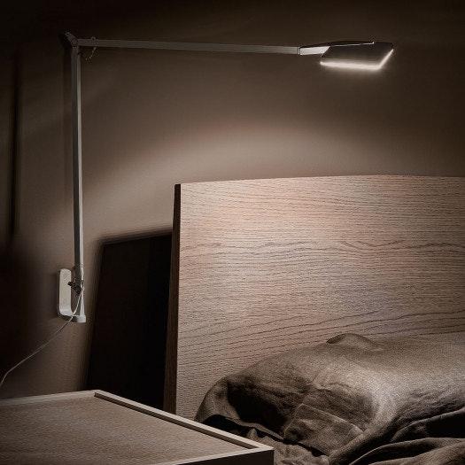 Panzeri Jackie LED-Wandlampe verstellbar mit Schalter 1