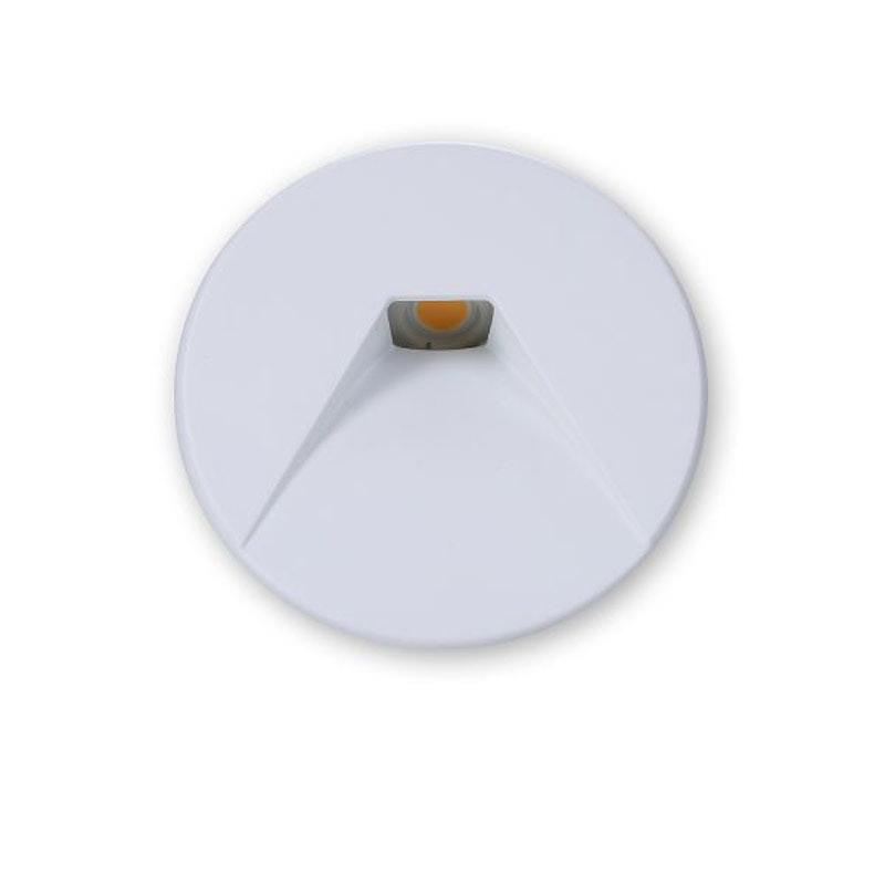 Abdeckung Sys-Wall 68 für LED-Wandeinbaustrahler Rund 2 3