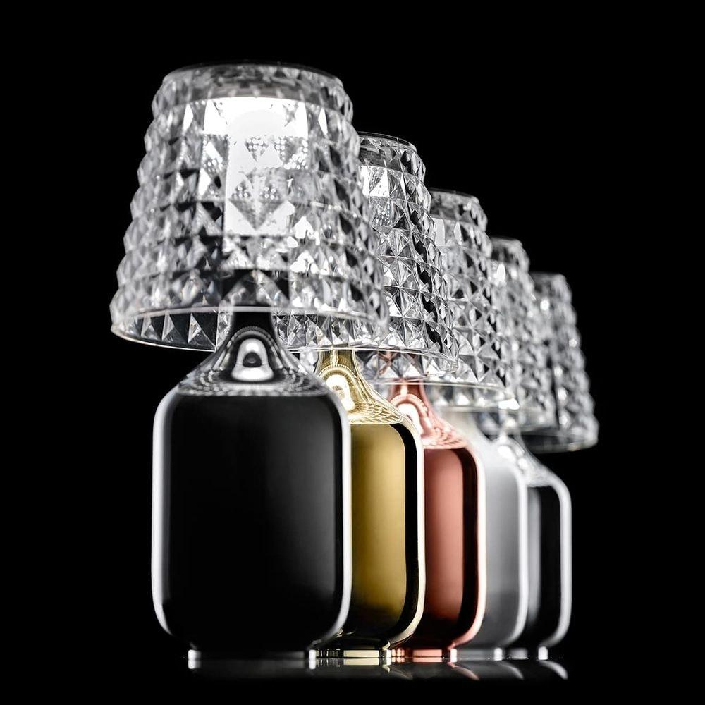 Studio Italia Design Valentina LED Akku-Tischlampe 2