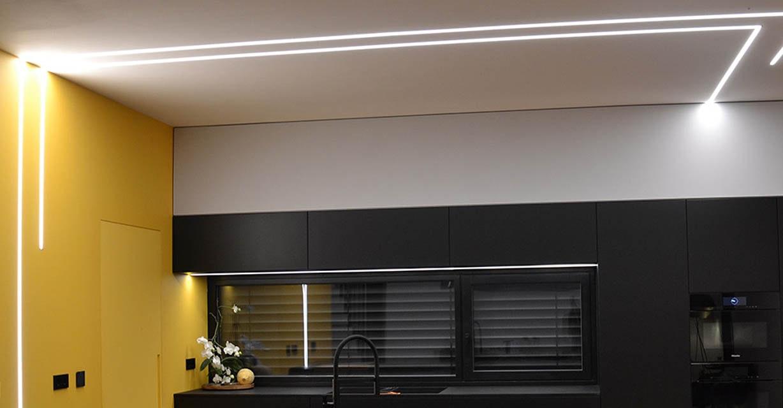 LED Stripe komplettset