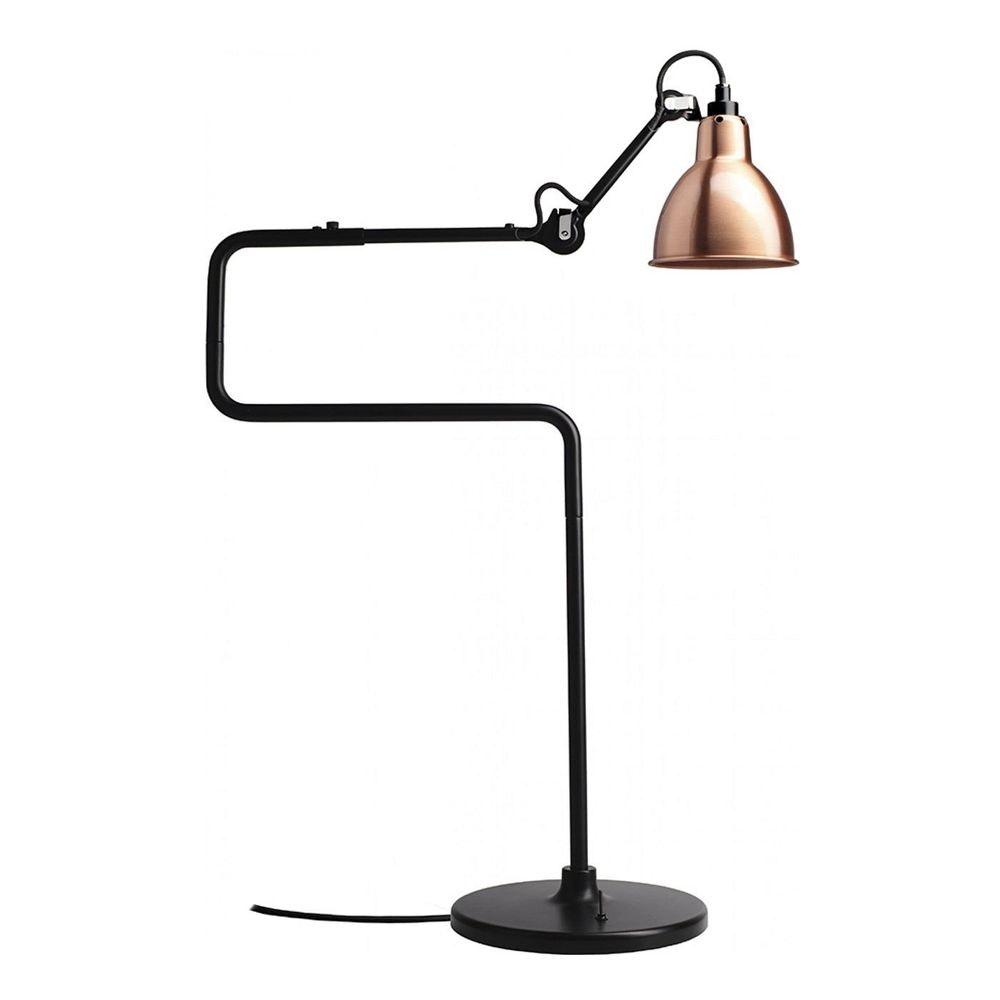 DCW Gras N°317 Tischlampe mit Schirm schwenkbar 14