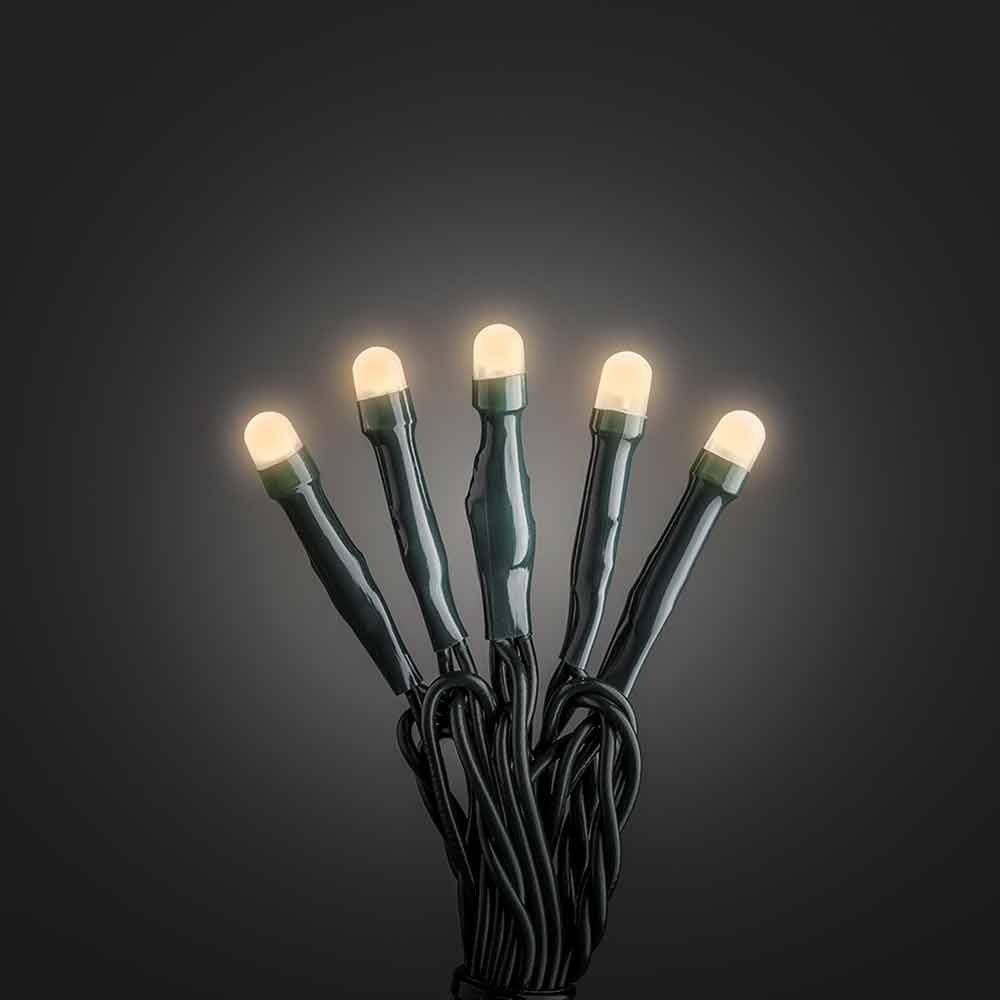 Feierliche LED Lichterkette verschweißt IP20 3
