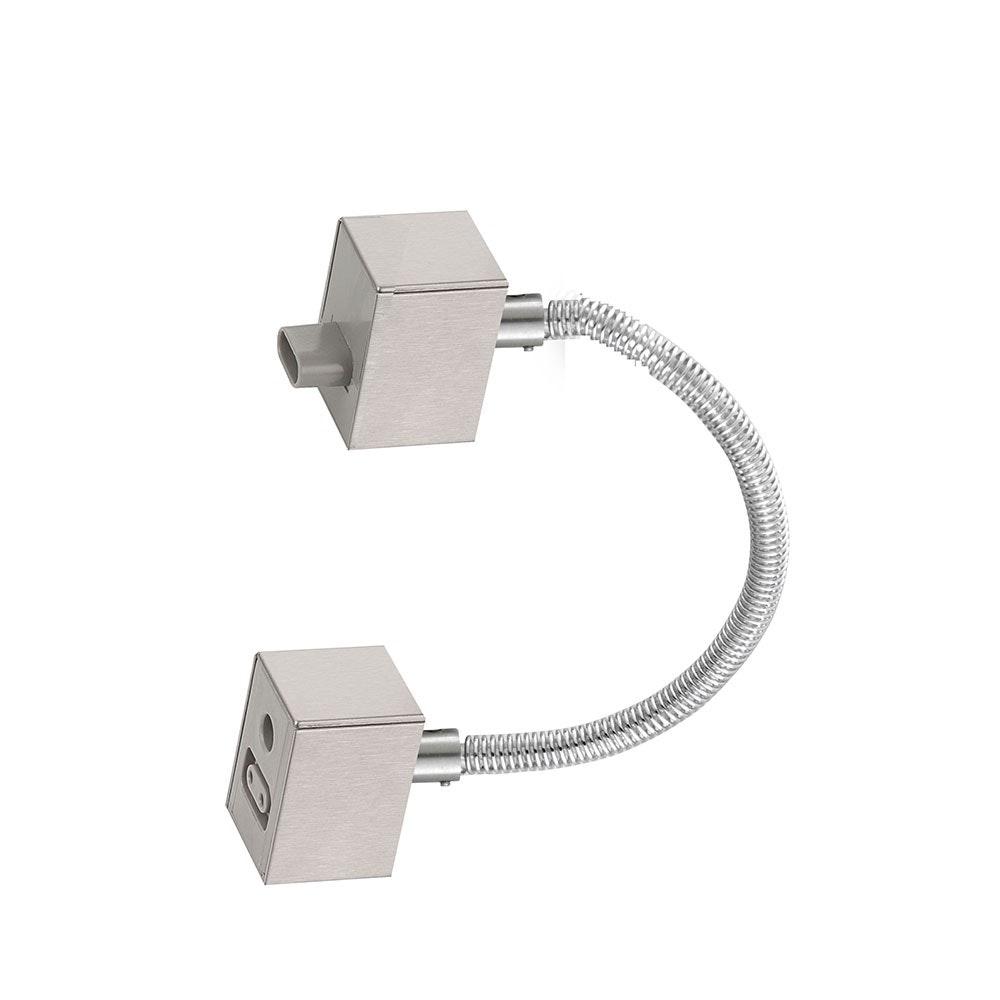 Q-LED Snake Flex-Verbinder Aluminium