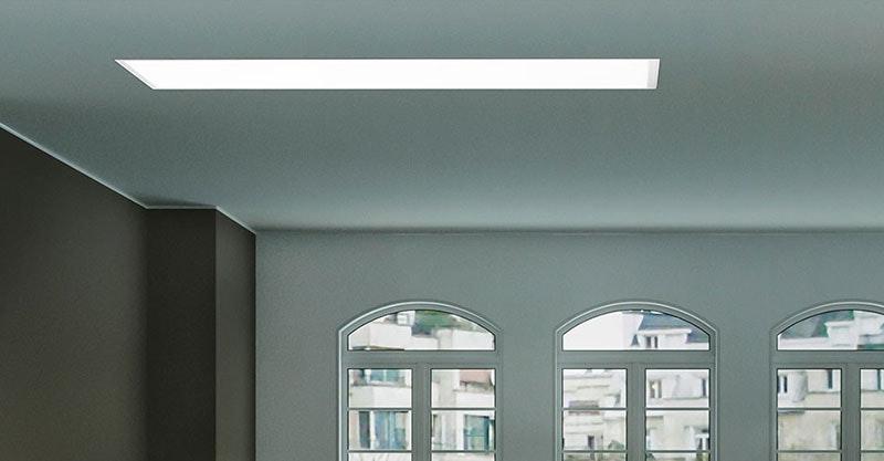 LED-Einbaupanele