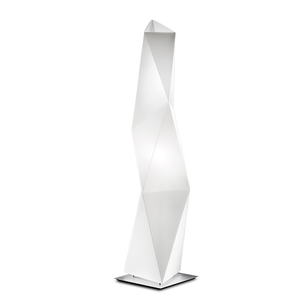 Slamp Stehleuchte Diamond Large Weiß 2