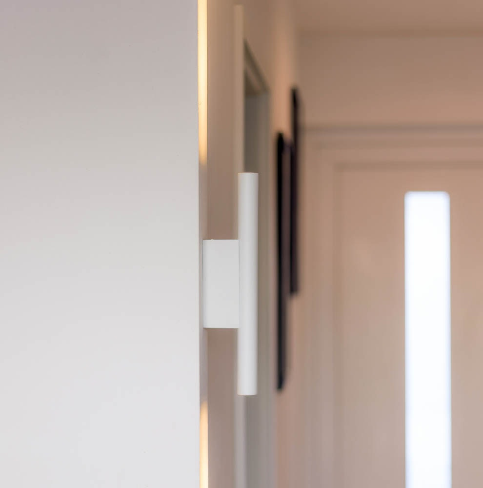 s.LUCE pro LED Wandlampe Crutch Up&Down Weiß 1