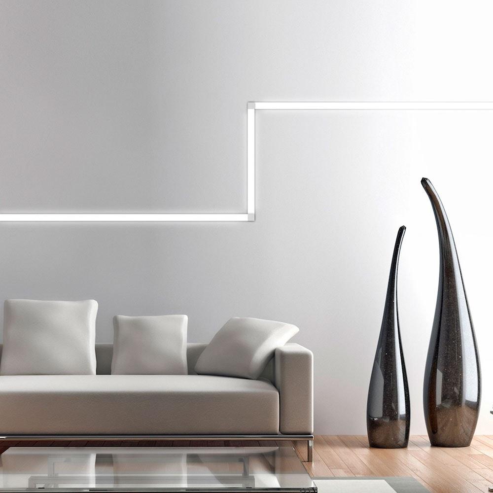 VIGO System LED-Linienmodul 100cm Alu-matt 6