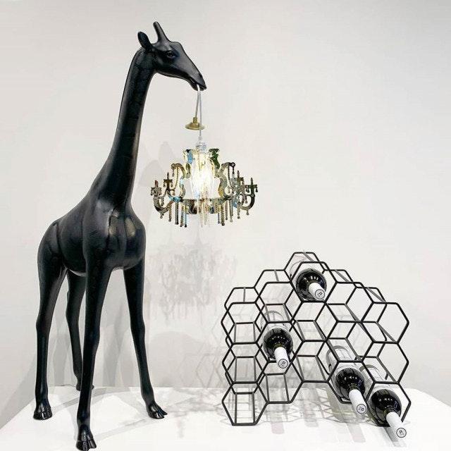 Qeeboo Giraffe in Love XS Stehleuchte 100cm 6