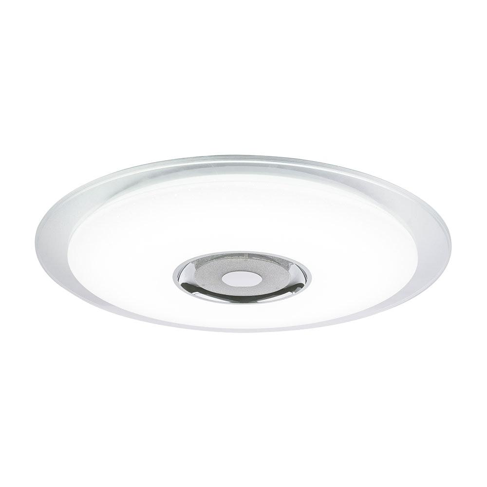 LED Deckenleuchte Tune Sparkle Decor Lautsprecher CCT APP Weiß, Opal, Klar 2