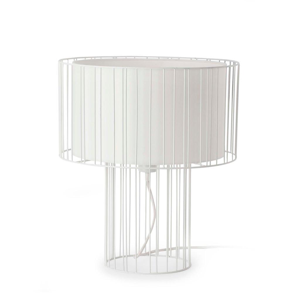 Tischlampe LINDA Weiß 1
