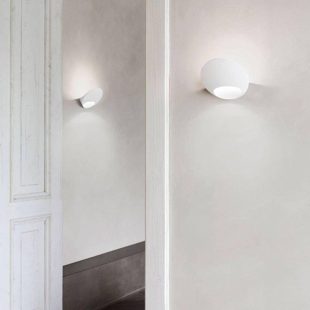 Luceplan LED Wandlampe Garbi 1