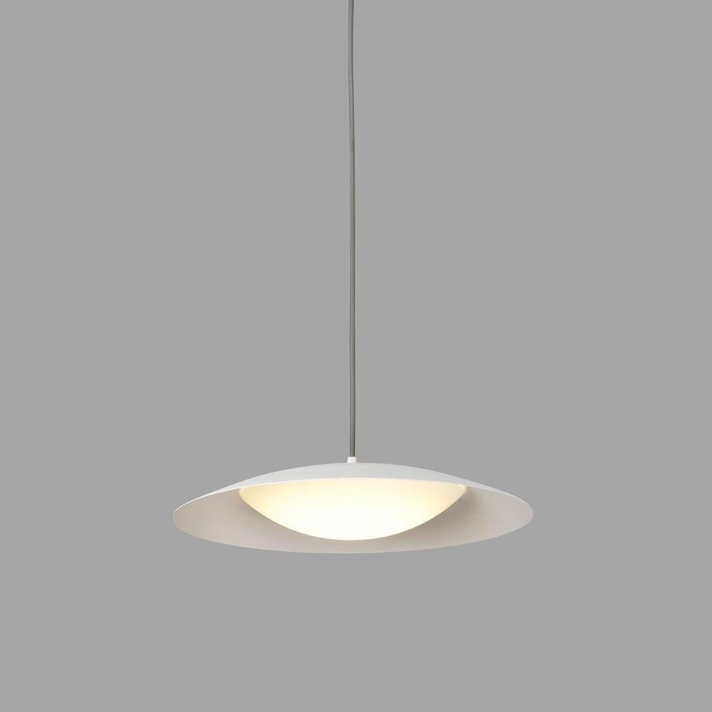 LED Pendelleuchte SLIM Weiß 1