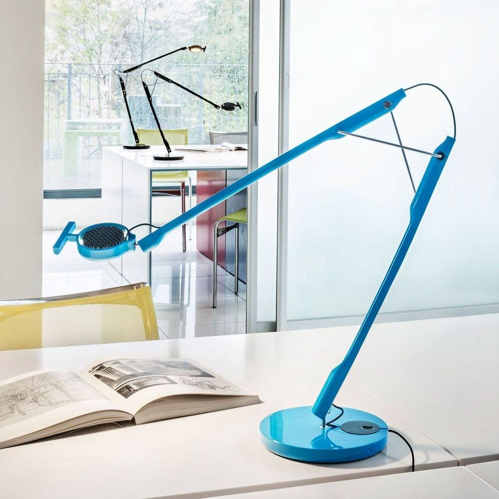 Luceplan Tivedo LED Büro-Tischlampe mit Präsenzsensor 3000K thumbnail 6