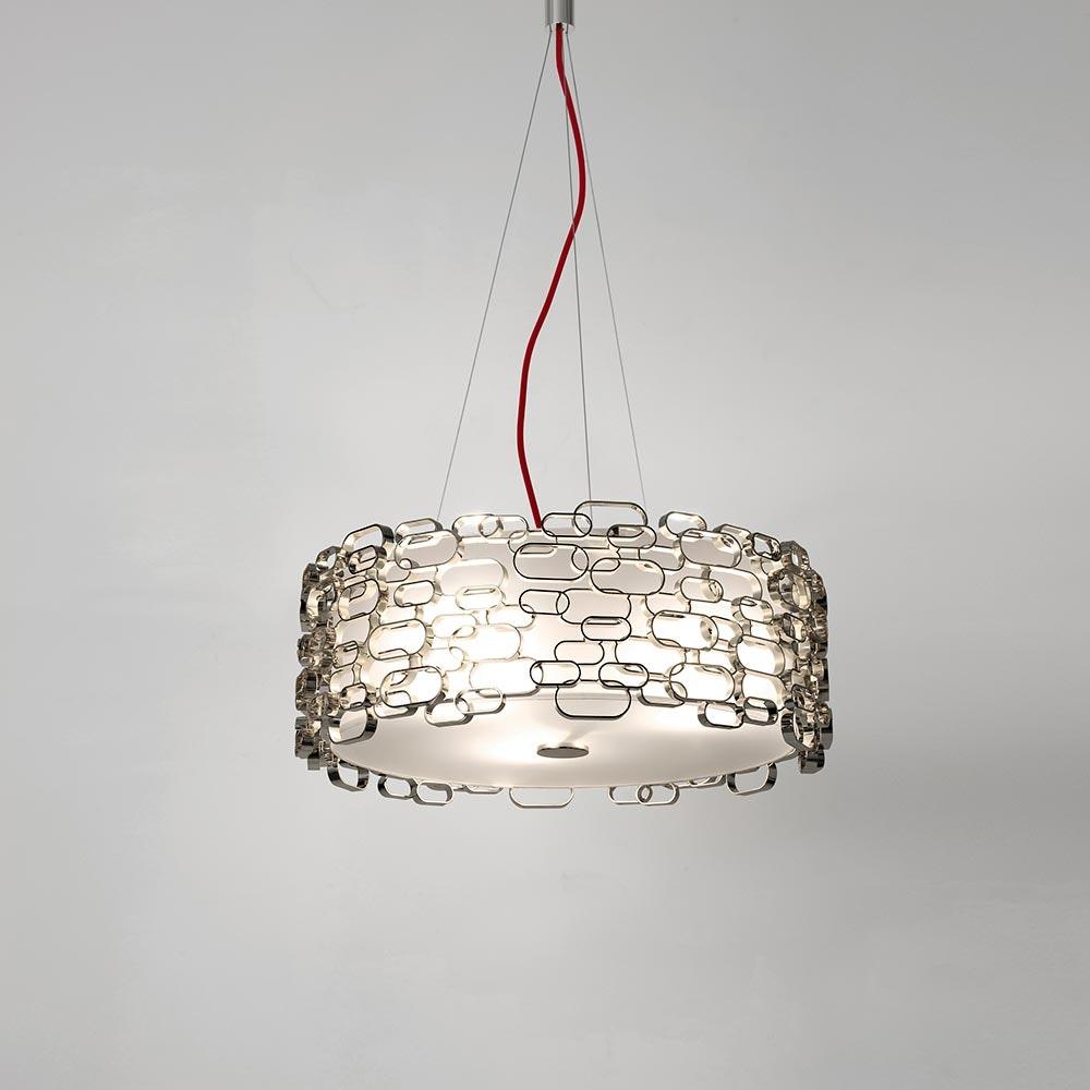 Terzani Glamour Design-Hängelampe Ø 45cm 4