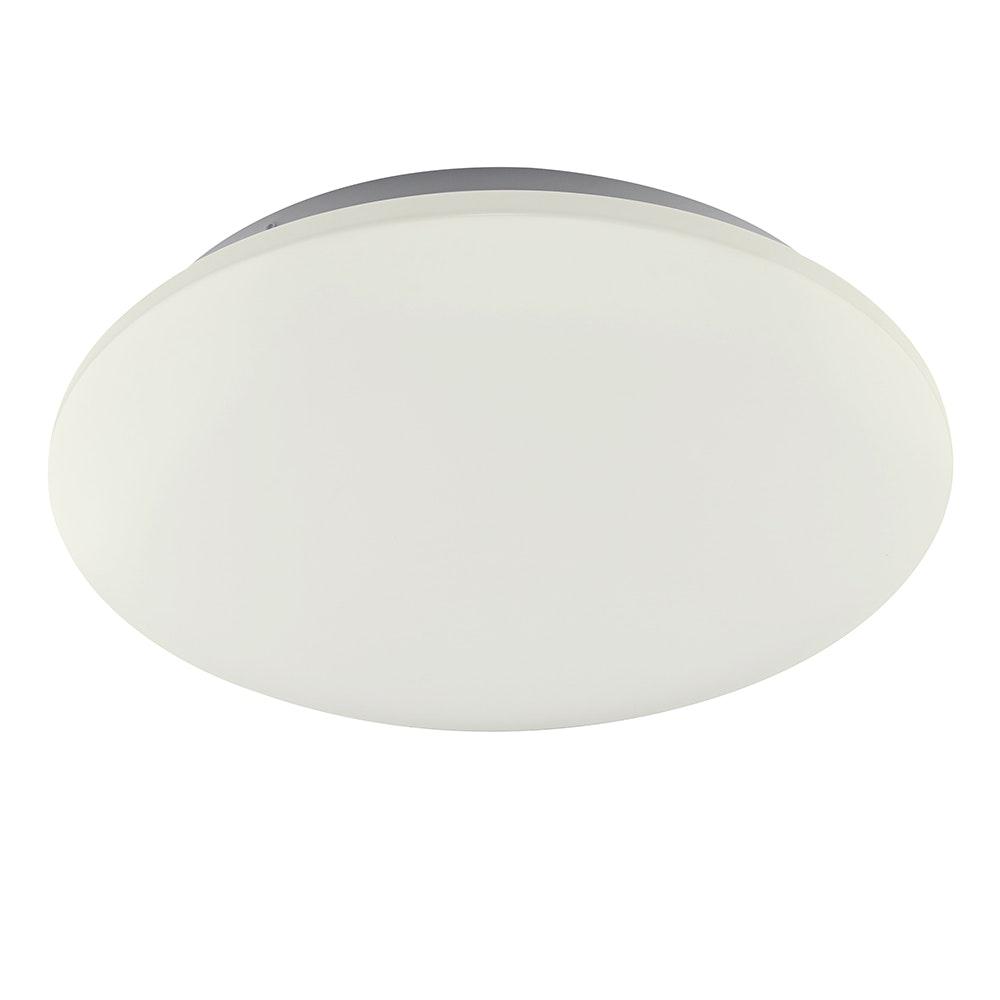 Mantra Zero II Weiß LED-Deckenlampe Warm Light 1