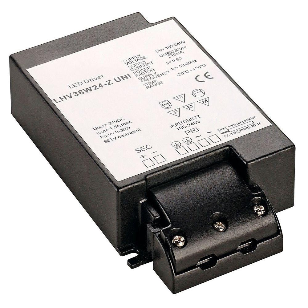 SLV LED Netzteil 36W 24V 1