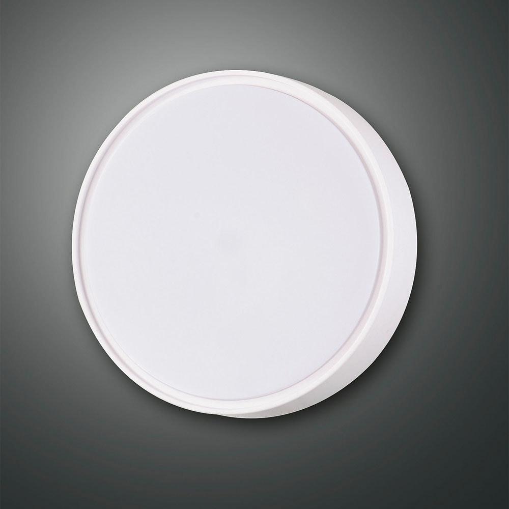 Fabas Luce Hatton Deckenlampe in Weiß