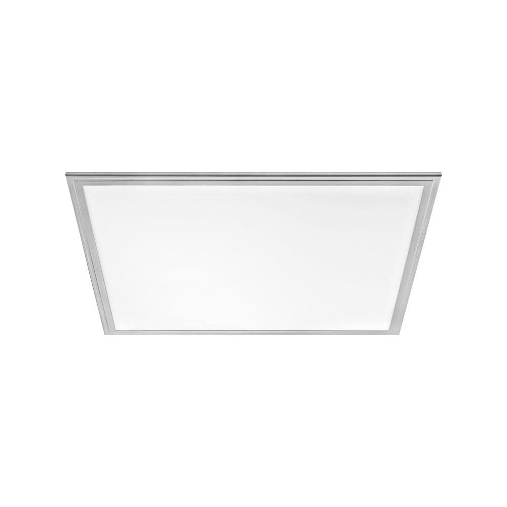 LED Panel Salobrena 2 59 x 59cm 4000K Grau, Weiß