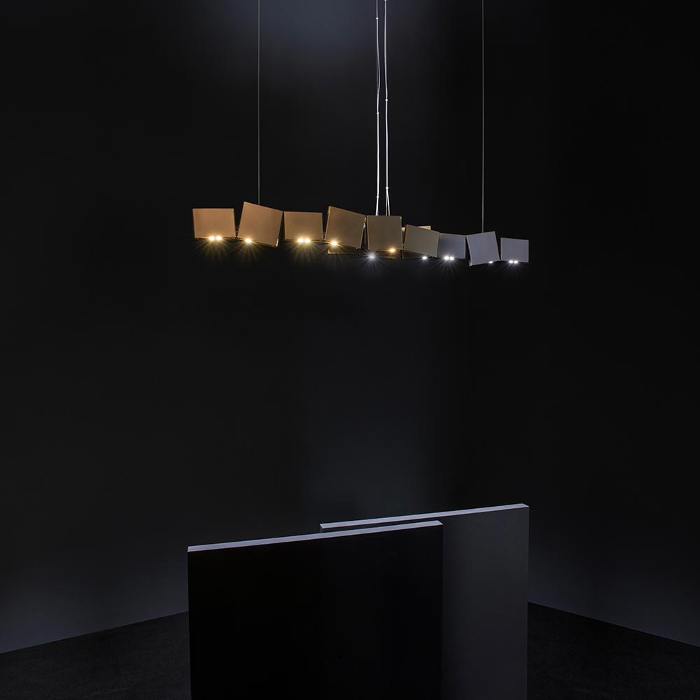 Terzani Gaia LED Design-Hängelampe 125cm 2