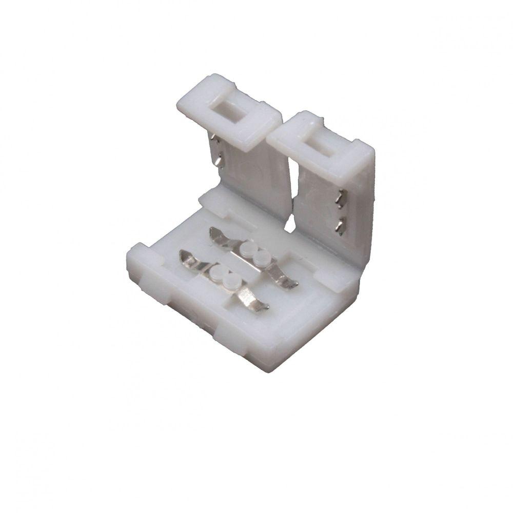 Schnellverbinder Clip 2pol 8mm einfarbige LED-Strip 3
