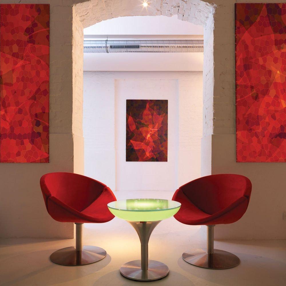 Moree Lounge M 45 LED Tisch mit Akku 1