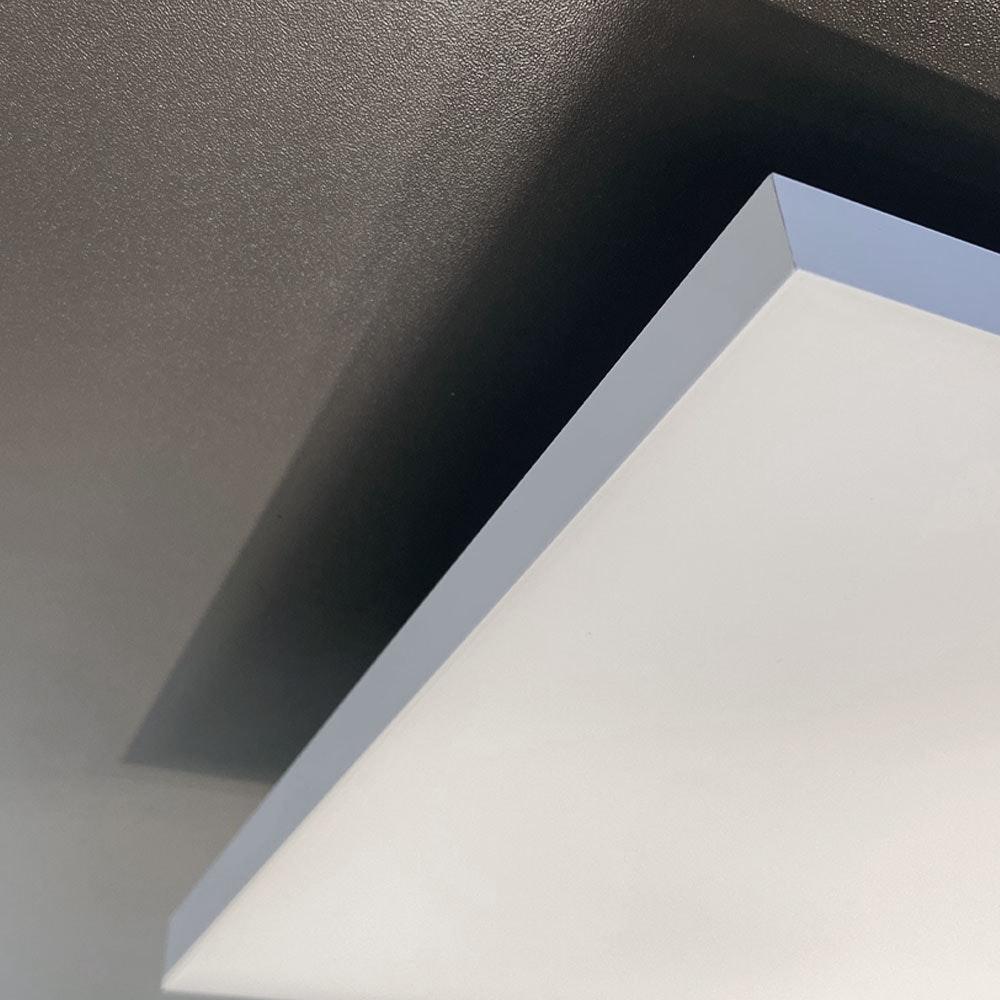 Q-Flat 2.0 rahmenlose LED Deckenleuchte 45 x 45cm 3000K thumbnail 6