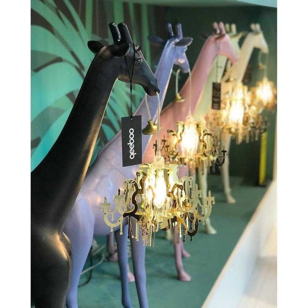 Qeeboo Giraffe in Love XS Stehleuchte 100cm 9