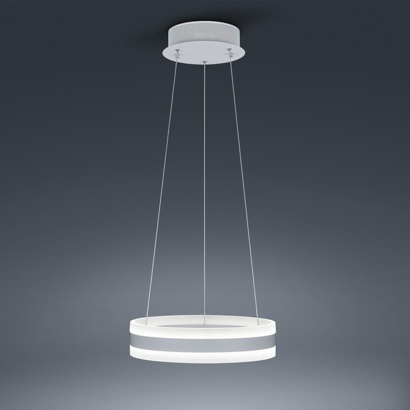 Liv LED-Ring 60cm Pendelleuchte Up&Down 6600lm dimmbar 2