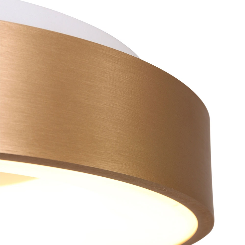 Steinhauer LED-Deckenleuchte Ringlede Ø48cm 3