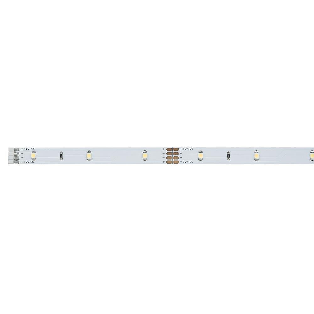 Function YourLED ECO Stripe 1m Warmweiß 2,4W 12V DC Weiß 2