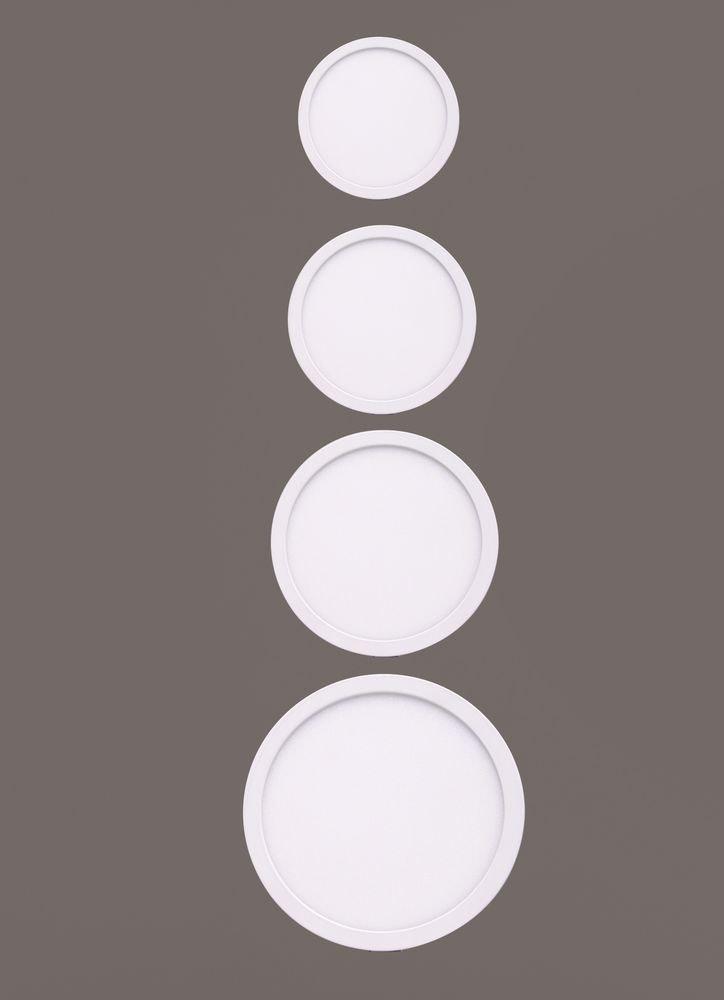 Mantra Saona runde LED-Einbauleuchte Weiß-Matt 4
