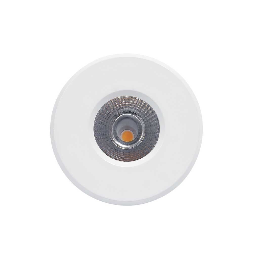 Mantra Cies LED-Einbauspot Weiß-Matt 1