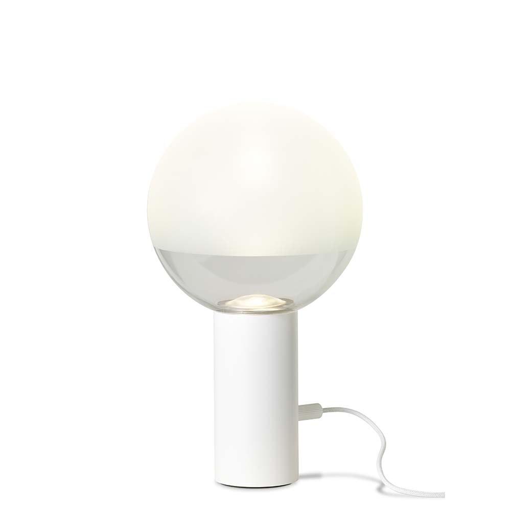 Oligo dimmbare LED Tischleuchte Kuula Weiß 2