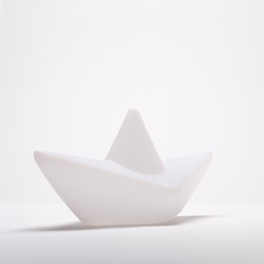 Schwimmfähige Akku-LED-Dekolampe The Boat thumbnail 6