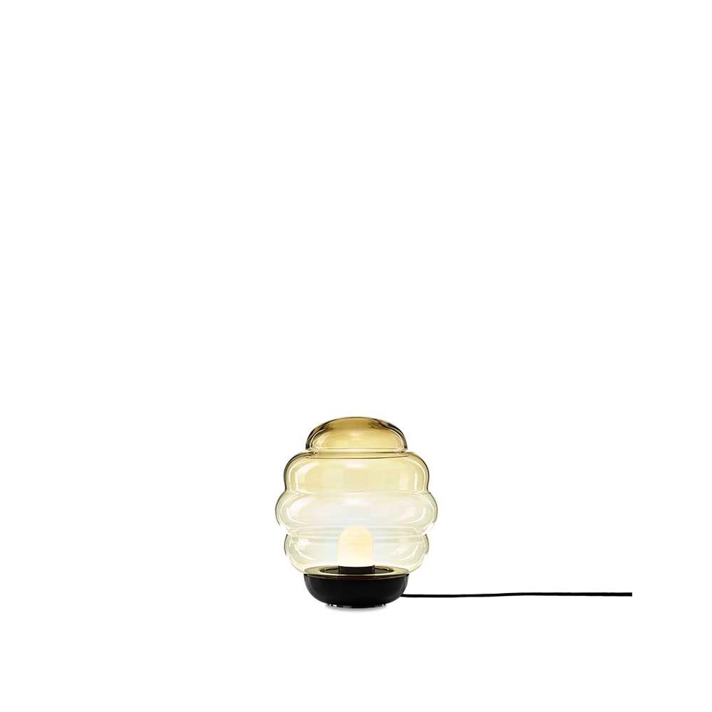 Bomma Blimp LED-Stehleuchte Small aus Glas 1