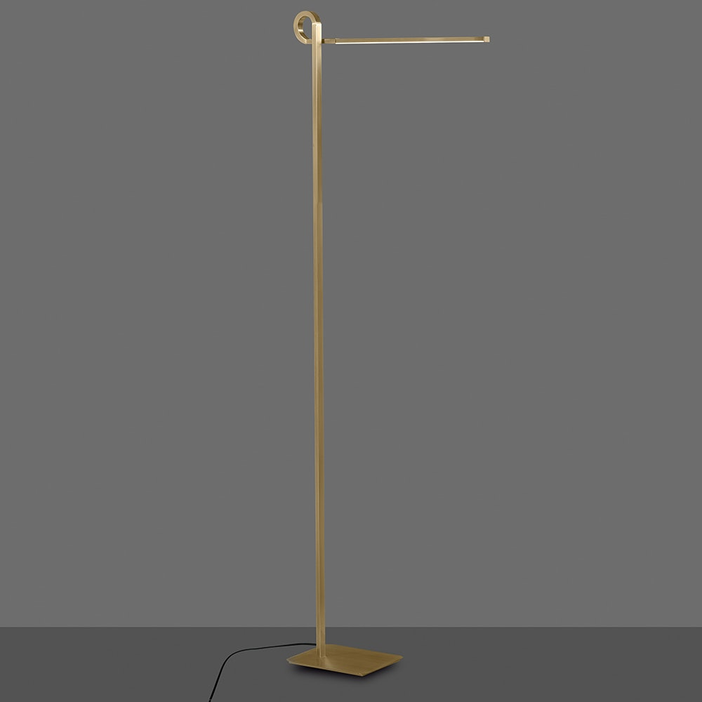 Mantra Cinto geschwungene LED-Stehlampe Dimmbar 1