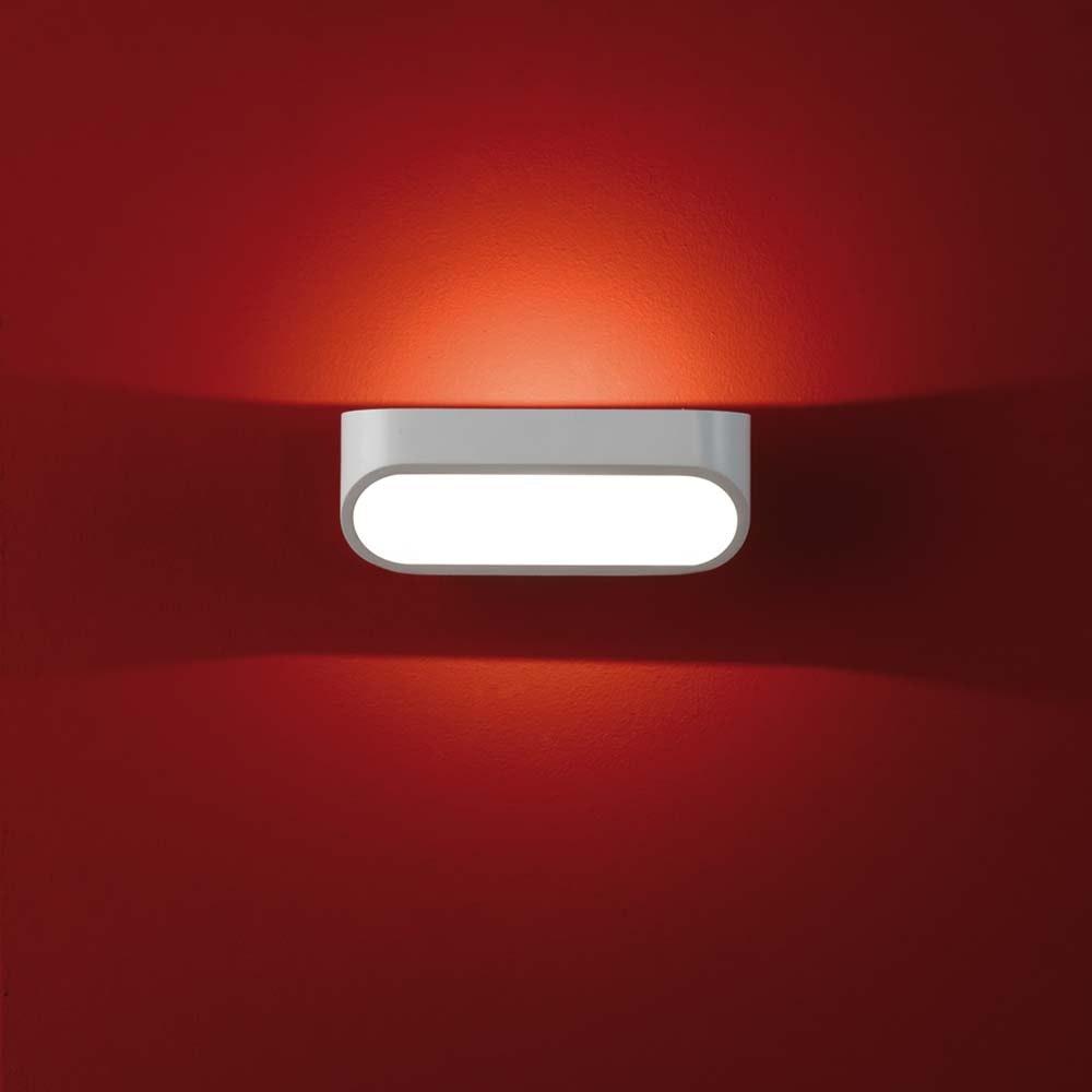 Helestra LED Wandleuchte Onno Weiß 2