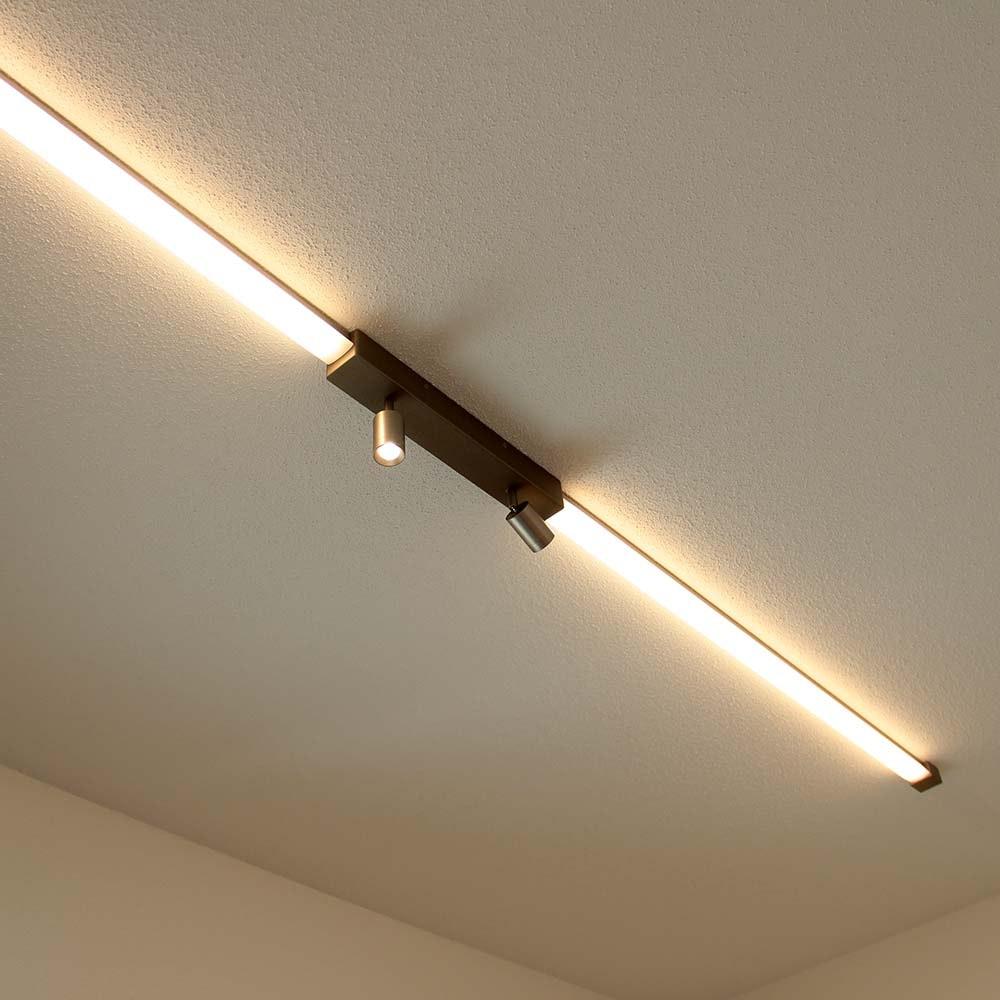 VIGO System LED-Linienmodul 100cm Alu-matt 17