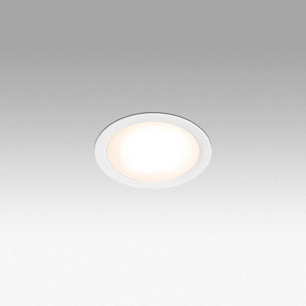 LED Einbauleuchte MINI 3,5W 3000K Chrom