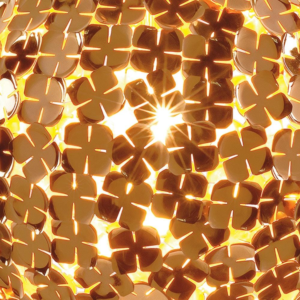Terzani Orten'zia Design-Deckenlampe Halbkugel 2