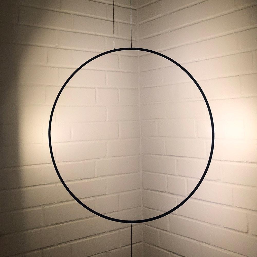 Catellani & Smith Sorry Giotto 9 LED Hängeleuchte Ø 90cm Dimmbar
