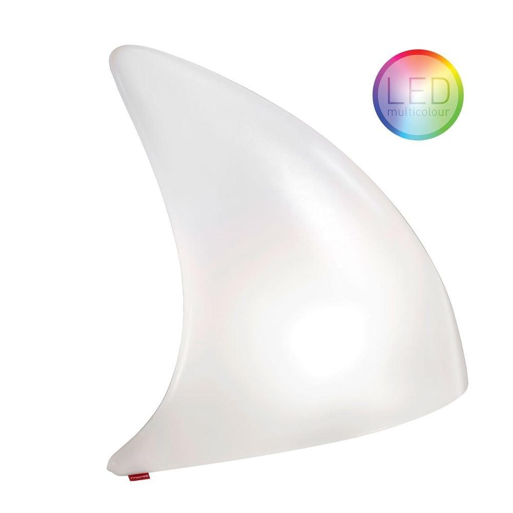 Moree LED Akku Dekoleuchte Shark mit Farbwechsel IP44 2