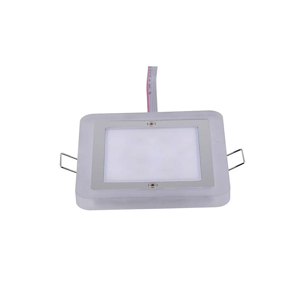 LED Einbaulampe Q-Vidal Erweiterung RGB+CCT 3
